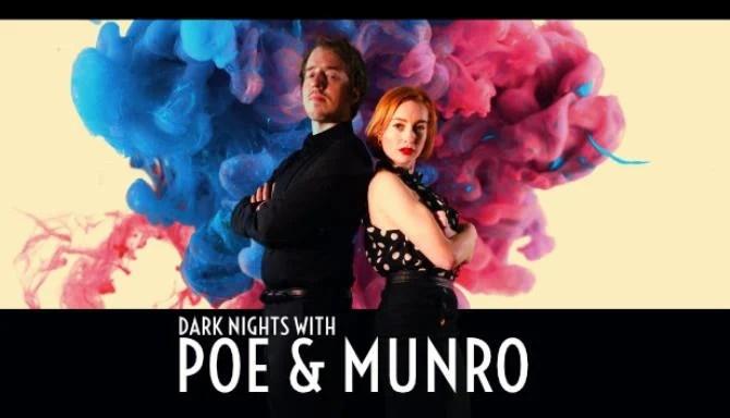 Poe ve Munro Ücretsiz İndir ile Karanlık Geceler
