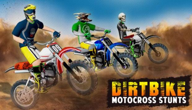 Dirt Bike Motocross Stunts Free Download