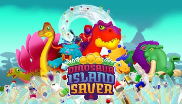 Island Saver - Dinosaur Island Free Download