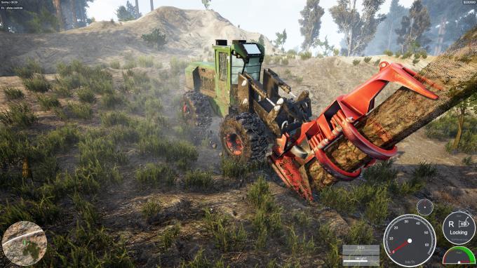 Lumberjack Simulator Torrent Download