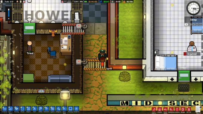Hapishane Mimarı - Transfer Torrent İndirmek İçin Temizlendi