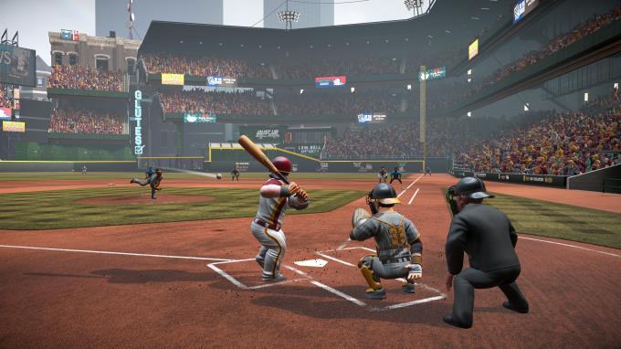 Süper Mega Beyzbol 3 Torrent İndir