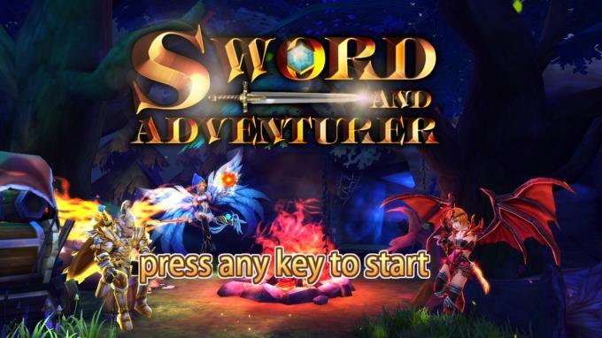 Sword and Adventurer Torrent Download