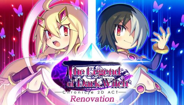 The Legend of Dark Witch Renovation Free Download