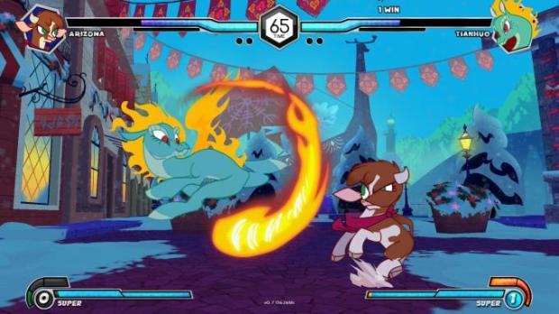 Them's Fightin' Herds Torrent Download