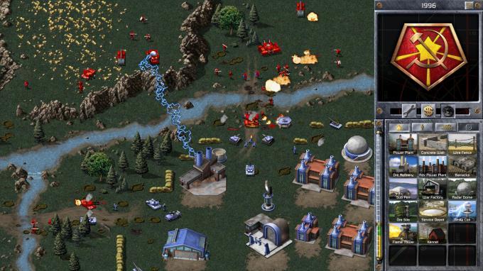Command & Conquer Yeniden Düzenlenmiş Koleksiyon PC Crack