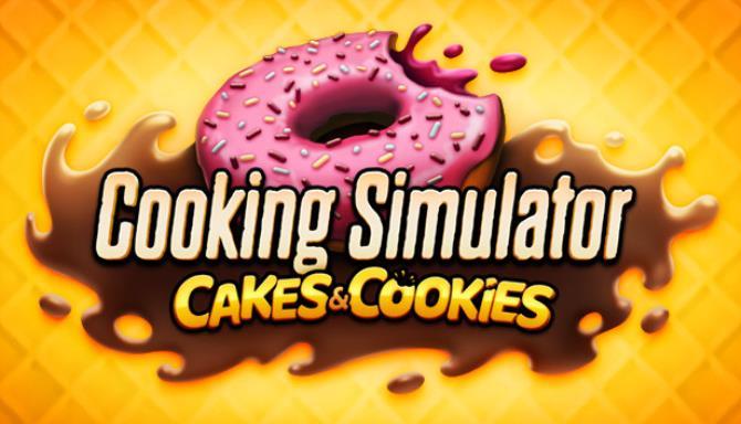 Yemek Simülatörü - Kekler ve Kurabiye Bedava İndir