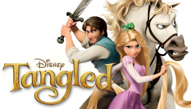 Disney Tangled Bedava İndir