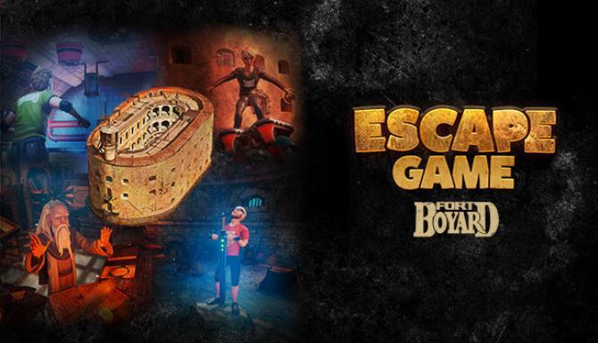 Escape Oyunu Fort Boyard Ücretsiz İndir