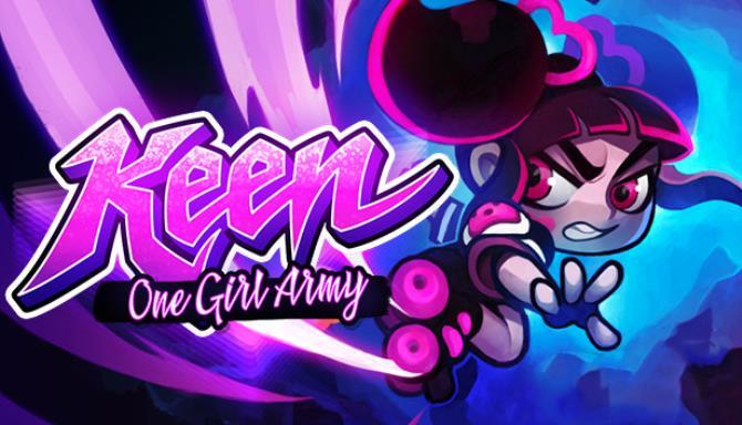 Keen - One Girl Army Ücretsiz İndir