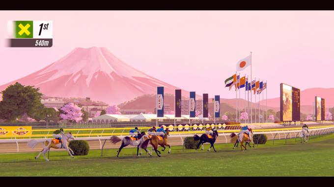 Rakip Yıldız At Yarışı: Masaüstü Sürümü Torrent İndir