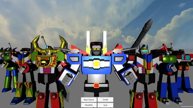 Robot Oluşturucu Savaş Meşalesi İndir
