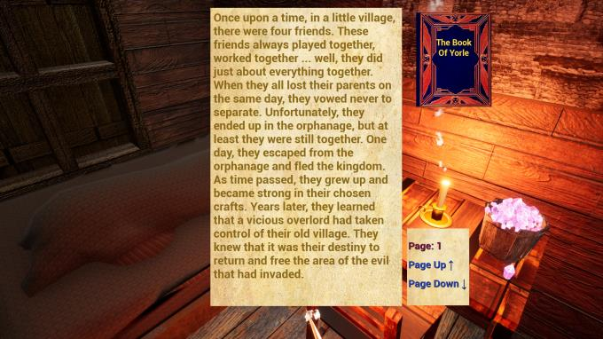 The Book Of Yorle: Save The Church Torrent Download
