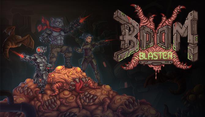Boom Blaster Ücretsiz İndir