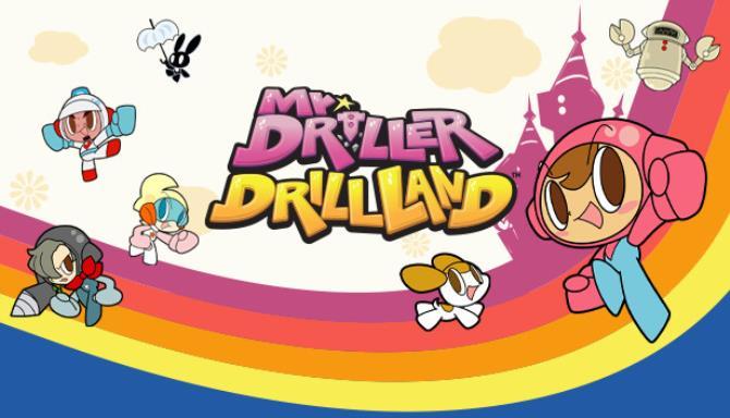 Mr. DRILLER DrillLand Ücretsiz İndir