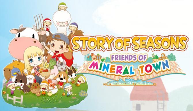 MEVSİMLERİN HİKAYESİ: Mineral Town'un Ücretsiz Download Dostları