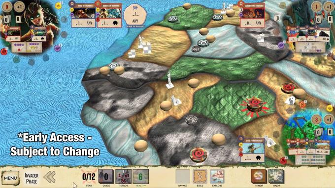 Spirit Island Torrent İndir