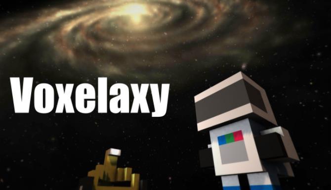 Voxelaxy [Remastered] Ücretsiz İndir