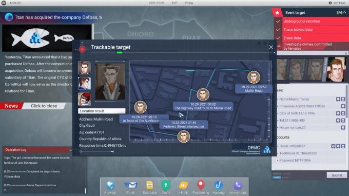 Cyber Manhunt PC Crack