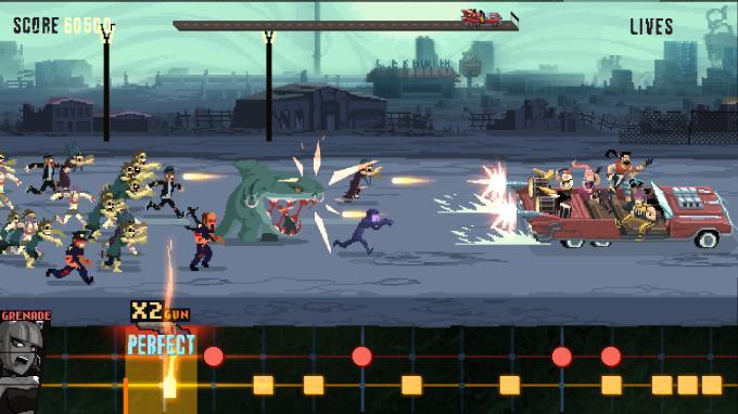 Double Kick Heroes Torrent İndir