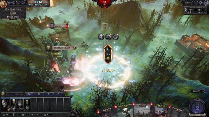 Immortal Realms: Vampire Wars Torrent İndir
