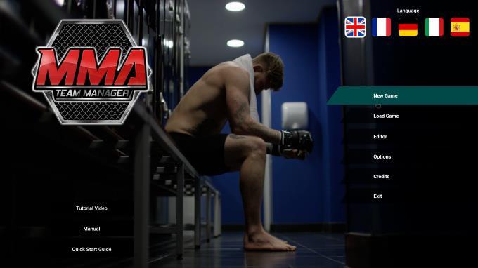 MMA Takım Yöneticisi Torrent İndirme