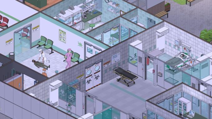 Proje Hastanesi - Enfeksiyon Hastalıkları Departmanı PC Crack