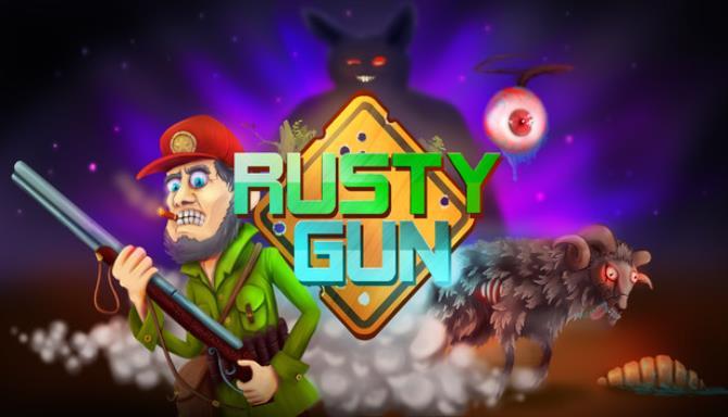 Rusty gun Ücretsiz İndirin