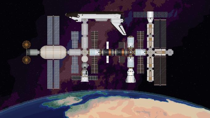 Uzay İstasyonu Continuum PC Crack