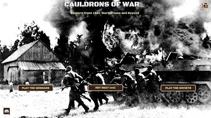Cauldrons of War - Barbarossa Torrent İndir