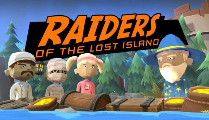 Kayıp Ada Akıncıları'nı Ücretsiz İndirin