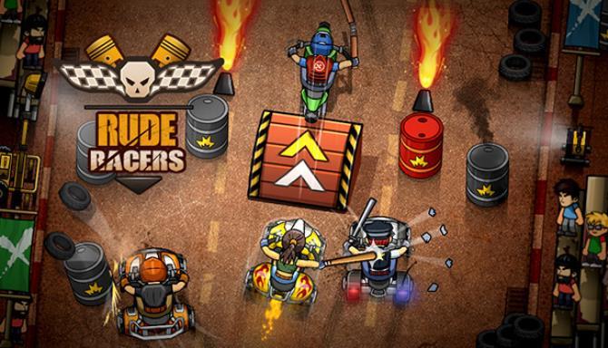 Rude Racers: 2D Combat Racing Ücretsiz İndirme
