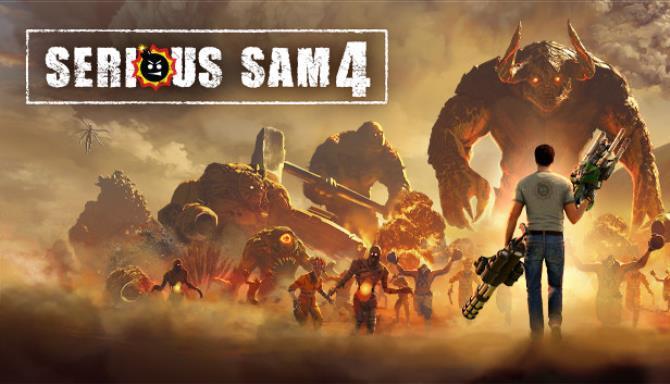 Serious Sam 4 Ücretsiz İndirin
