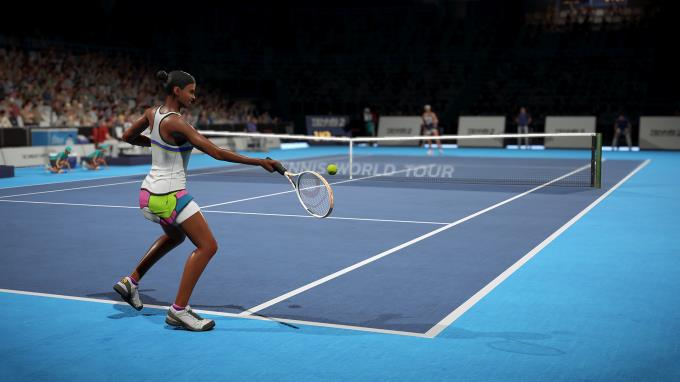 Tennis World Tour 2 Torrent İndirme