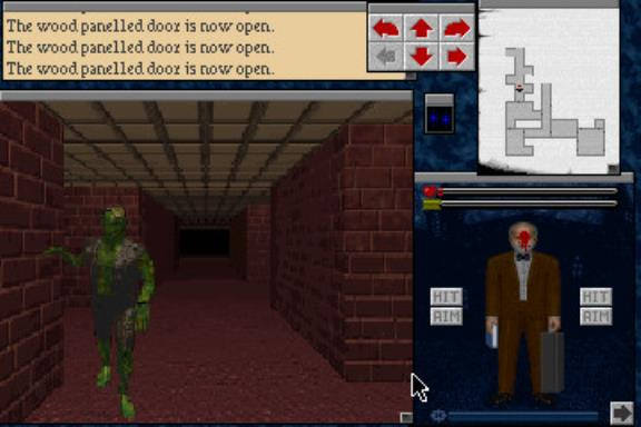 The Legacy: Realm of Terror Torrent İndirme