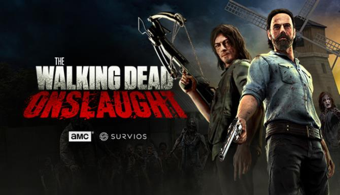 The Walking Dead Onslaught Ücretsiz İndirme