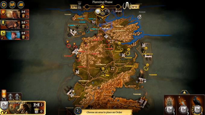 A Game of Thrones: The Board Game - Digital Edition Torrent İndir