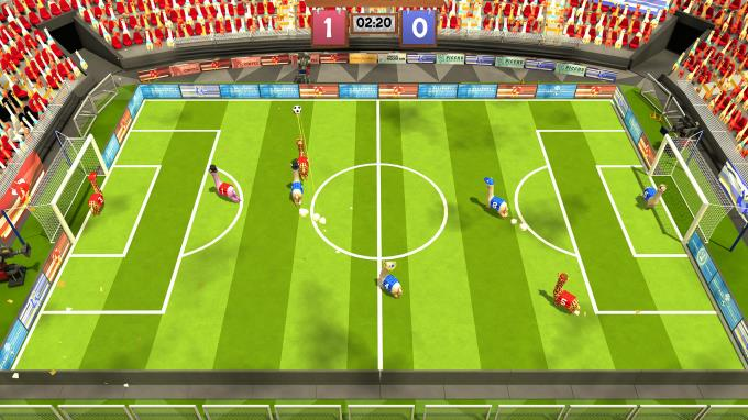 Alpaca Ball: Allstars Torrent İndir
