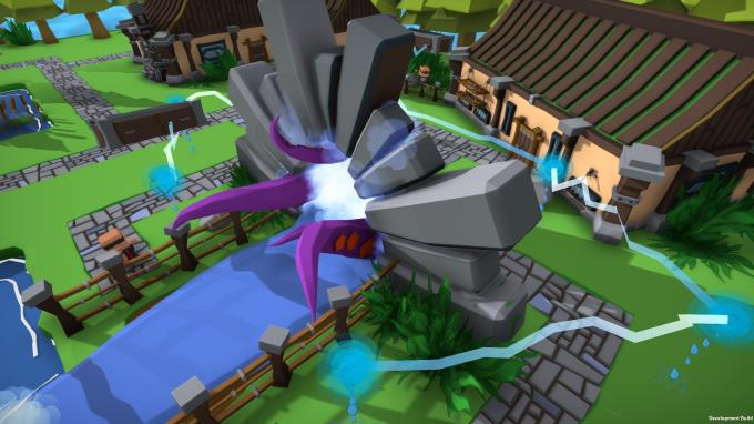 Craftlands Workshoppe - Komik Indie Kapitalist RPG Ticaret Macera Oyunu Torrent İndir