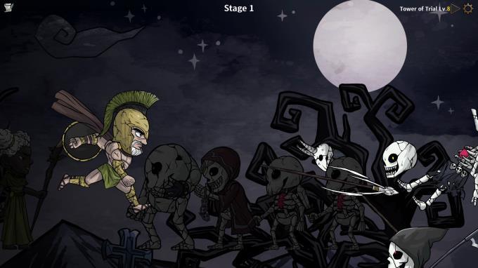 Dark Stone: The Lightseeker Torrent İndir