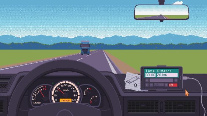 Kazak Sürücüsü Torrent İndir