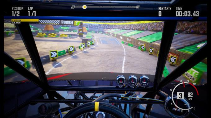 Monster Truck Şampiyonası PC Crack
