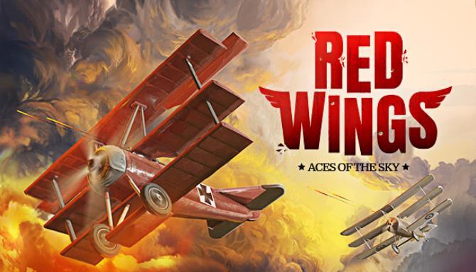 Red Wings: Aces of the Sky Ücretsiz İndirin