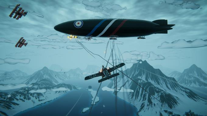 Red Wings: Aces of the Sky PC Crack