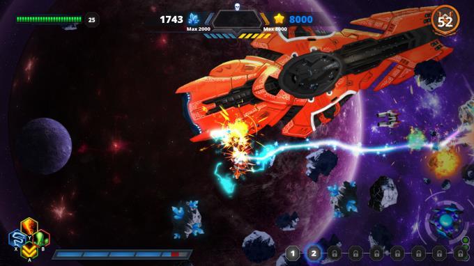 Space Avenger - Empire of Nexx Torrent İndirme