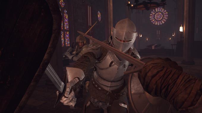 Kılıç Ustası VR Torrent İndir