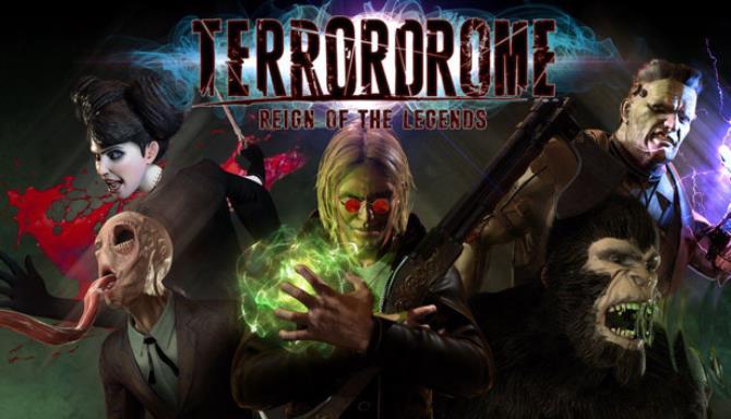 Terrordrome - Reign of the Legends Ücretsiz İndirme