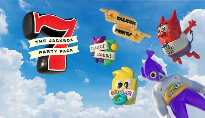 Jackbox Parti Paketi 7 Ücretsiz İndirin