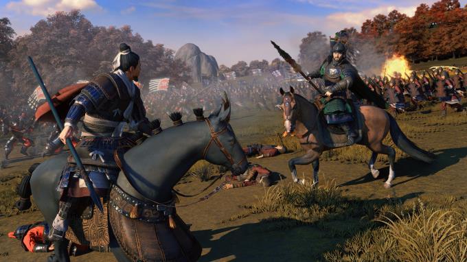Total War: THREE KINGDOMS - A World Betrayed PC Crack