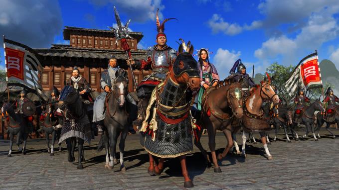 Total War: THREE KINGDOMS - A World Betrayed Torrent İndirmesi
